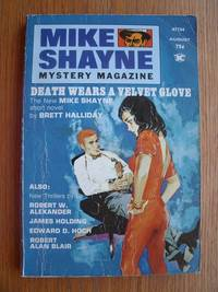 image of Mike Shayne Mystery Magazine August 1975 Vol. 37 No. 2