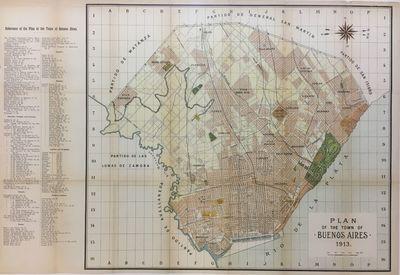Johan de Roos. unbound. very good(+). Map. Color lithograph. 19