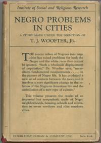Negro Problems in Cities
