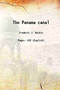 image of The Panama canal [Hardcover]