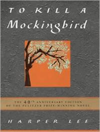 To Kill a Mockingbird by  Harper Lee - Hardcover - 5th US printing of this 40th Anniversary edition - from Alpha 2 Omega Books (SKU: 8856)