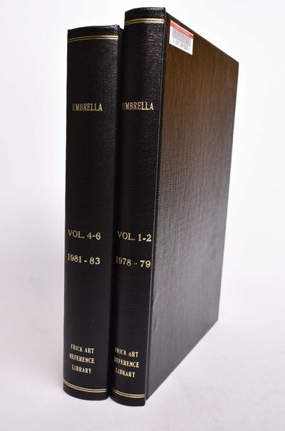 Glendale, CA: Umbrella Associates, 1978. Hardcover. VG-. Ex-library with usual marks, including stic...
