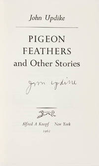 image of Pigeon Feathers and Other Stories.