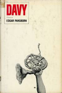 DAVY by  Edgar Pangborn - First Edition - 1964 - from L. W. Currey, Inc. (SKU: 165388)