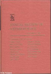 Annual Review of Anthropology Volume 11