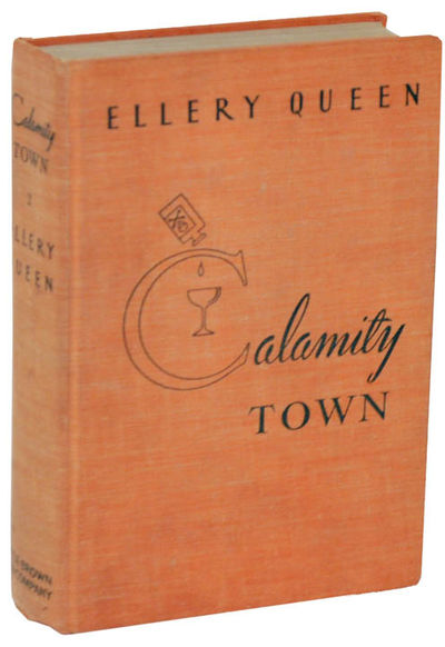 Boston, MA: Little, Brown and Company, 1942. First edition. Hardcover. A Haycraft-Queen cornerstone ...