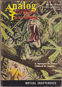 Analog Science Fact & Fiction, June 1961 (Volume 67, Number 4)
