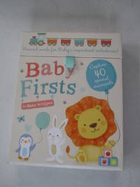 Baby Firsts: Record cards for Baby's important milestones! (To Baby With Love)
