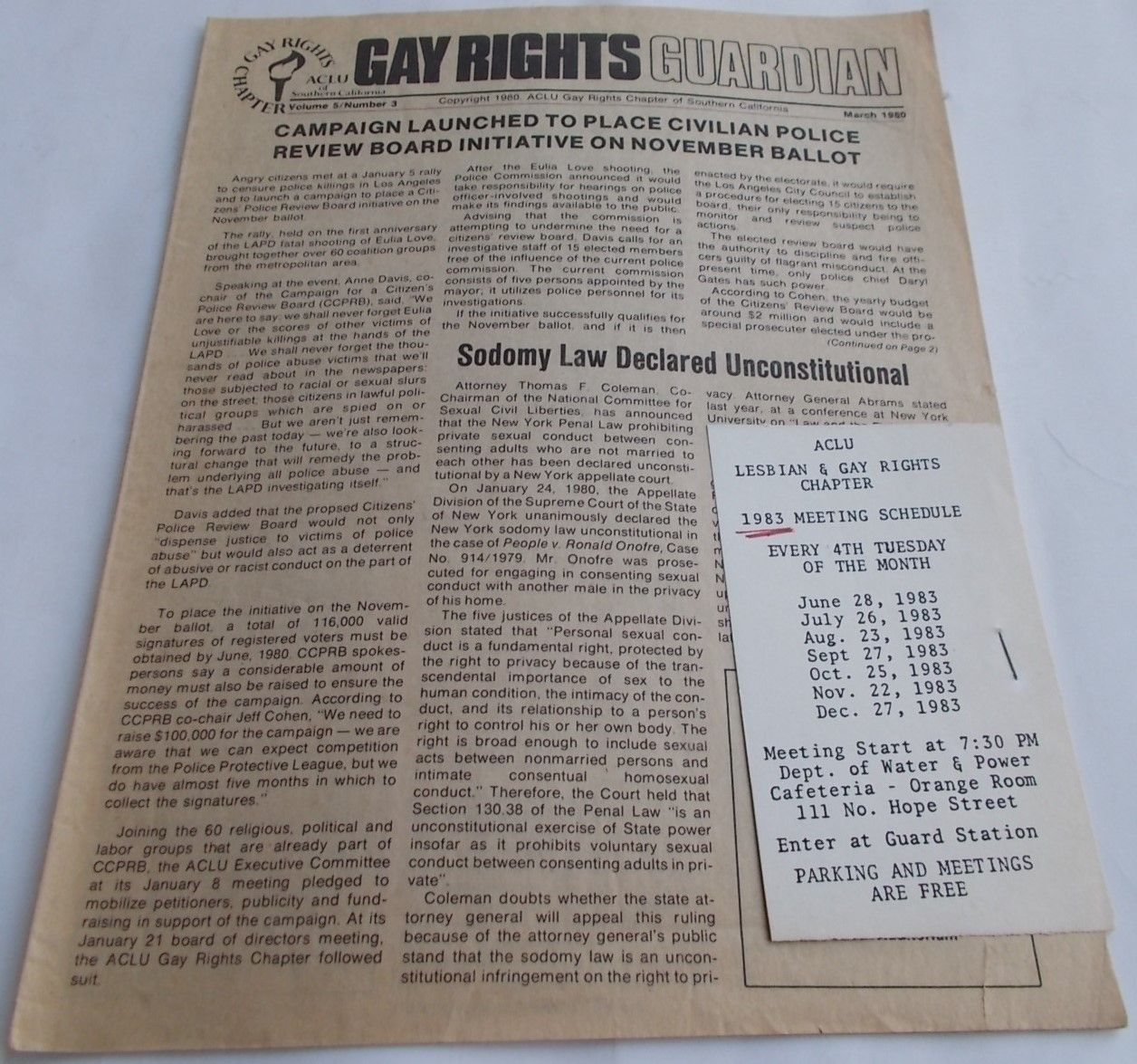from Xander american civil liberties union aclu gay