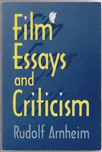 Film Essays and Criticism