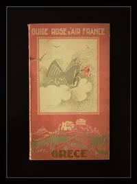 Guide rose d'Air France - Grèce