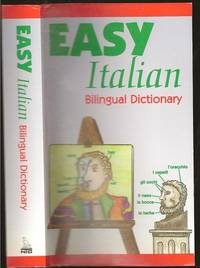 Easy Italian Bilingual Dictionary by Raffaele A. Dioguardi and Frank RAbate (editors0 - Paperback - 1996 - from The Book Collector ABAA, ILAB (SKU: M0184)