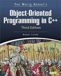 Waite Group's Object-Oriented Programming in C++ (The Waite Group)