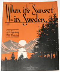 image of When it's Sunset in Sweden