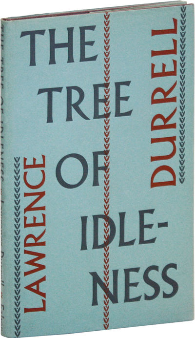 London: Faber & Faber, 1955. First UK Edition. First Impression. Slim octavo; burgundy cloth, with t...