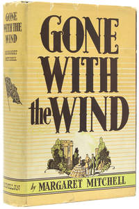 Gone with the Wind by  Margaret Mitchell - Signed First Edition - 1936 - from James Cummins Bookseller and Biblio.com