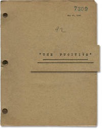 image of Pursuit to Algiers [The Fugitive] (Original screenplay for the 1945 film)
