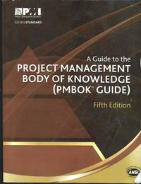 image of A Guide to the Project Management Body of Knowledge (PMBOK® Guide)