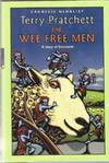 "image of The Wee Free Men   - book 30 in ""Discworld"" series"