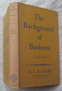 The Background of Business