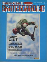 Trans-World Skateboarding. Vol.1, no. 1 (May/June 1983) through Vol. 3, no. 2 (April 1985) (complete head of series run)