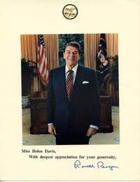 Ronald Reagan Presidential Memorabilia