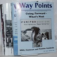 image of Way Points, the voice of Local 9 Aircraft Mechanics Fraternal Association