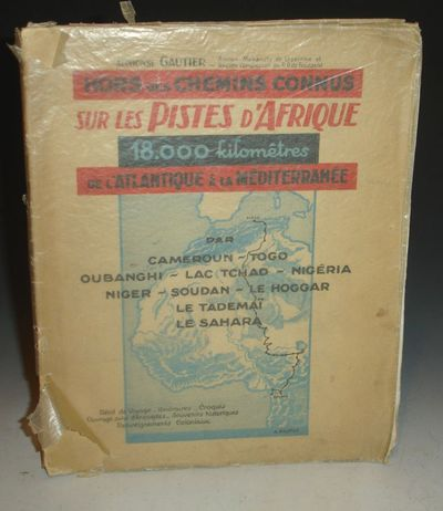 Paris, nd: Jouve et Compagnie. First Edition. Quarto. 278 pp. Illustrated by photograph. The author'...
