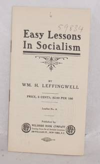 Easy lessons in socialism