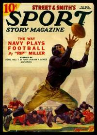 STREET AND SMITH'S SPORT STORY MAGAZINE - Volume 57, number 5 - December 1st 1937