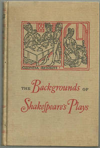 Image for BACKGROUNDS OF SHAKESPEARE'S PLAYS