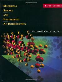 image of Materials Science and Engineering 5th Ed