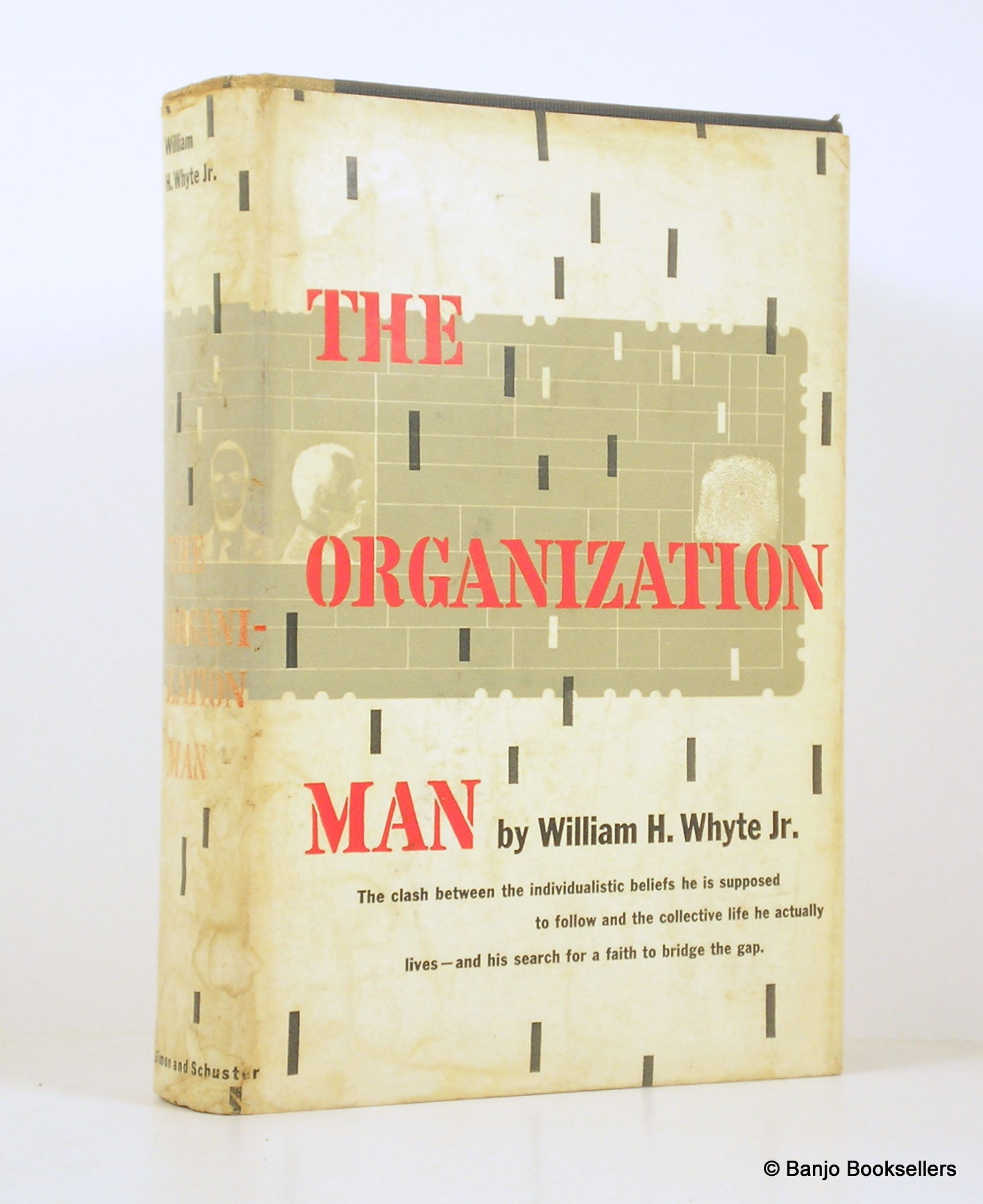the organization man by william whyte The organization man and a great selection of similar used, new and collectible books available now at abebookscom.