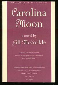 Chapel Hill: Algonquin Books, 1996. Softcover. Fine. First edition, Uncorrected proof with publisher...