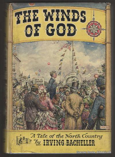 NY:: Farrar & Rinehart,. Very Good in Very Good dust jacket. 1941. Hardcover. B0007E2JQ2 . First edi...
