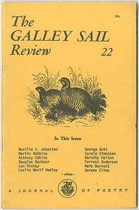 The Galley Sail Review - 1970 (Volume VI, Number 2, Issue 22)
