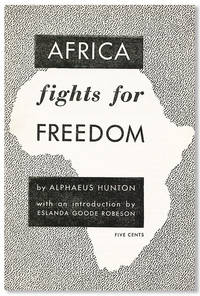 Africa Fights for Freedom [cover title]