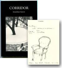 CORRIDOR by  Jonathan Aaron - Signed First Edition - (1992) - from Quill & Brush and Biblio.com