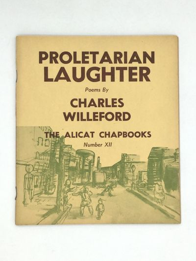 Yonkers, New York: The Alicat Bookshop Press, 1948. First Edition. Wraps. Near fine. Limited to 1,00...