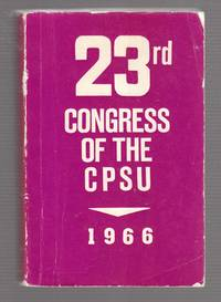 23rd Congress of the CPSU 1966