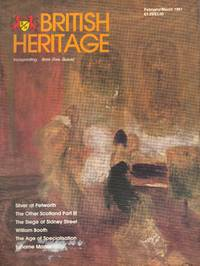 image of BRITISH HERITAGE ~ February / March 1981