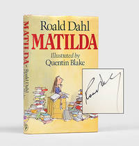 Matilda. by  Roald DAHL - Signed First Edition - 1988 - from Peter Harrington (SKU: 137976)