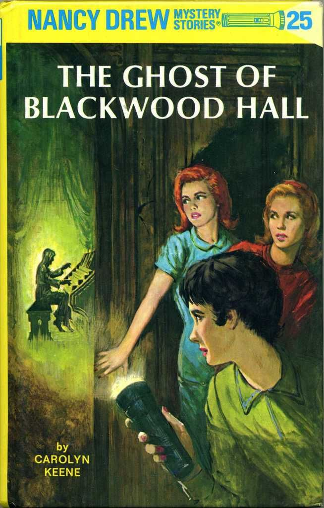 The Ghost of Blackwood Hall (Nancy Drew Mystery Stories) by Carolyn Keene -  Hardcover - from Tulsabookfinder and Biblio com