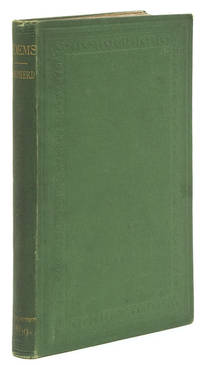 Translations from Charles Baudelaire. With a Few Original Poems