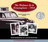 The Watsons Go to Birmingham - 1963 by Christopher Paul Curtis - 2005-01-04 - from Books Express (SKU: 0307243176n)