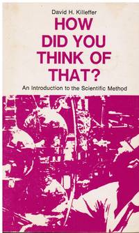 image of How Did You Think of That? An Introduction to the Scientific Method