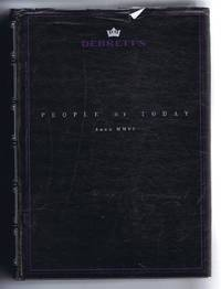 Debrett's People of Today Anno MMVI (2006) Two Thousand and Six