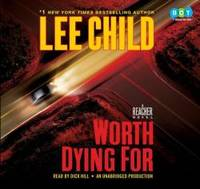 image of Worth Dying For: A Reacher Novel