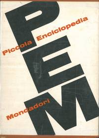 Piccola enciclopedia Mondadori.