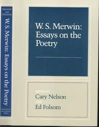 W.S. Merwin: Essays on the Poetry